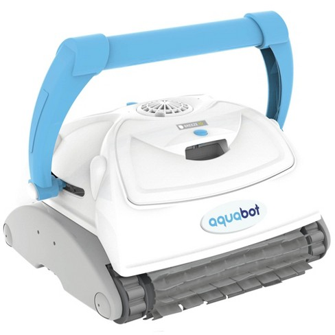 Aquabot ABREIQ Breeze IQ Wall-Climbing Automatic In-Ground Robotic Pool Cleaner - image 1 of 4