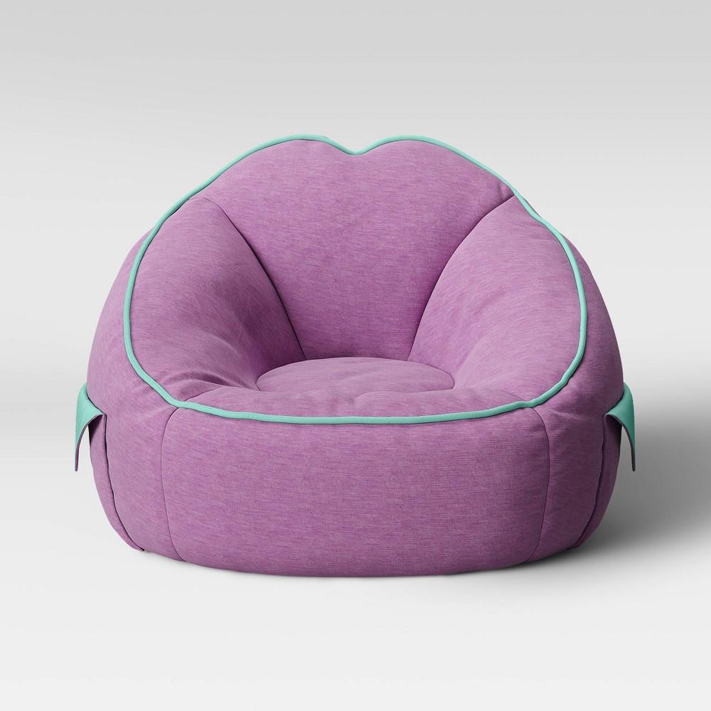 Astonishing Jersey Bean Bag Chair With Pockets Violet Purple Pillowfort Beatyapartments Chair Design Images Beatyapartmentscom