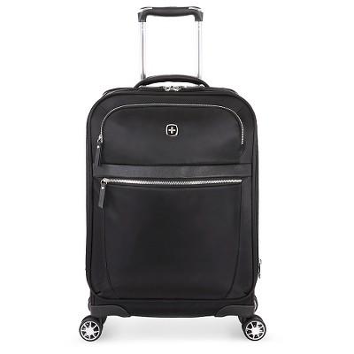 SwissGear Geneva 20  Carry On Suitcase - Black