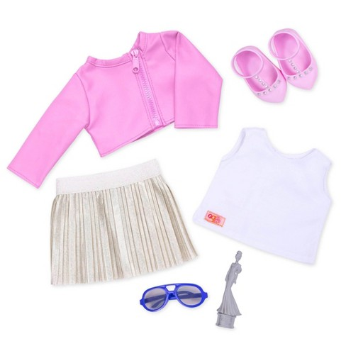 "Our Generation Regular Actress Outfit for 18"" Dolls - Winning Wardrobe - image 1 of 4"