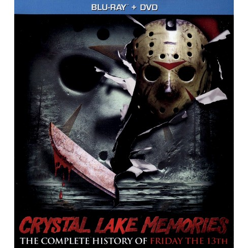 Crystal Lake Memories: The Complete History Of Friday The 13th (Blu-ray) - image 1 of 1