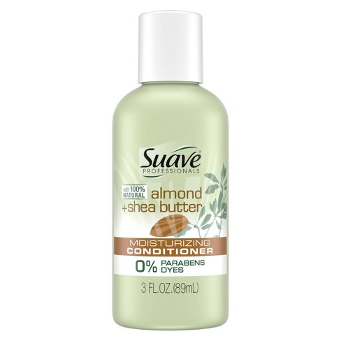 Suave Professionals With Almond & Shea Butter Moisturizing Conditioner -Travel Size - 3 fl oz - image 1 of 4