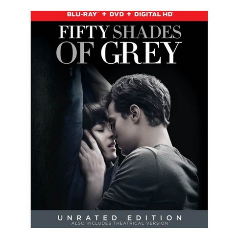 Fifty Shades of Grey (Blu-ray + DVD + Digital) - image 1 of 1