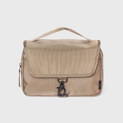 Men's Ripstop Kit Clutch - Goodfellow & Co™ Khaki