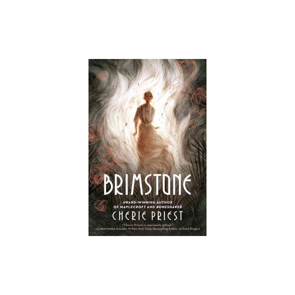 Brimstone - by Cherie Priest (Paperback)