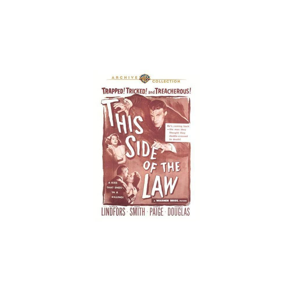 This Side Of The Law Dvd 2011