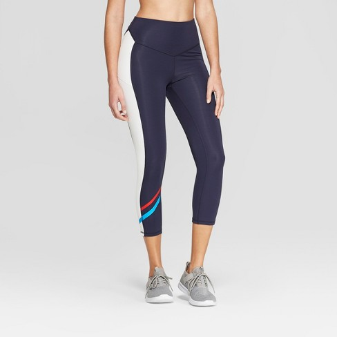 Women's Training High-Waisted Capri Leggings - C9 Champion® - image 1 of 3