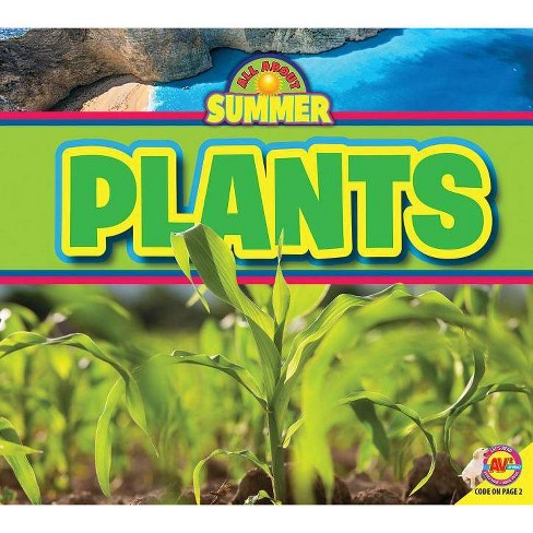 Plants - (All about Summer) by  Maddie Spalding (Paperback) - image 1 of 1
