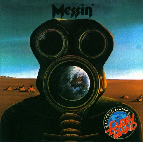 Manfred's eart mann - Messin (Vinyl) - image 1 of 1