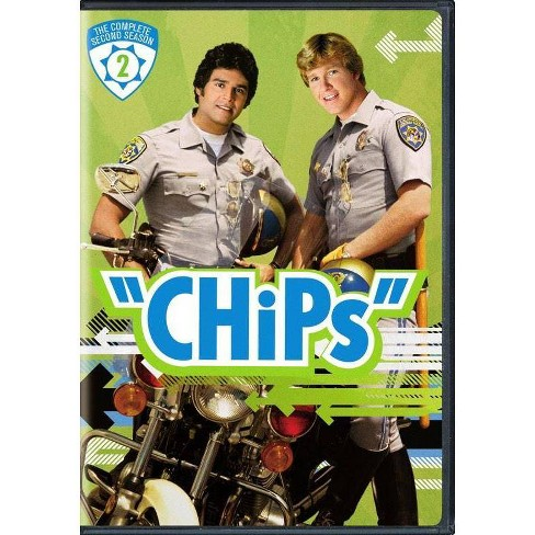 CHiPs: The Complete Second Season (DVD) - image 1 of 1