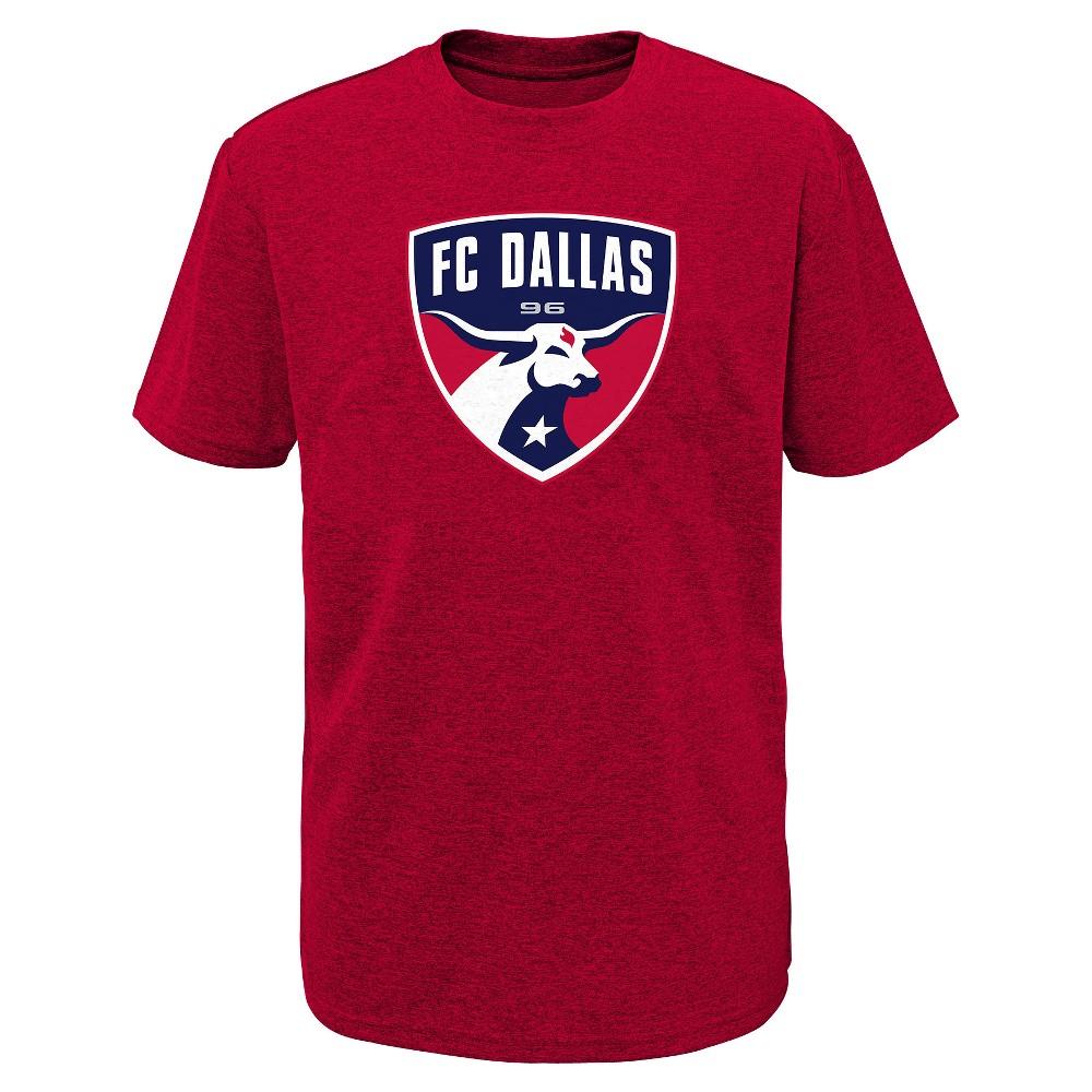 Mls Boys Poly T Shirt Fc Dallas S