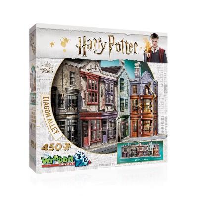 Wrebbit Diagon Alley 3D Puzzle 450pc