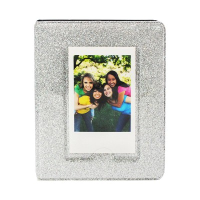 ATNY Instax Mini Photo Album - Silver