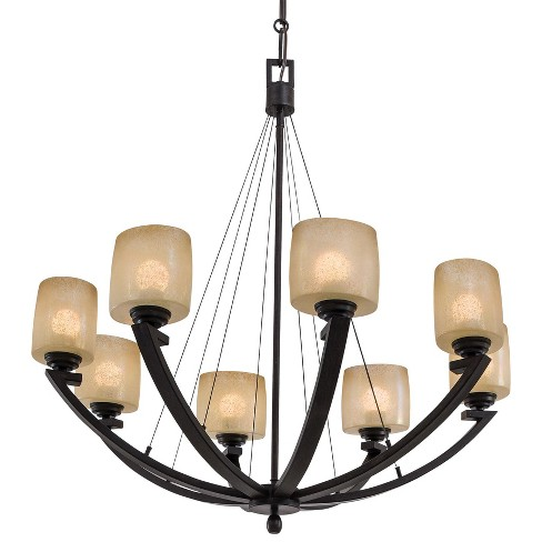 Minka Lavery ML 1188 8 Light 1 Tier Suspension Chandelier from the Radius Collection - image 1 of 1