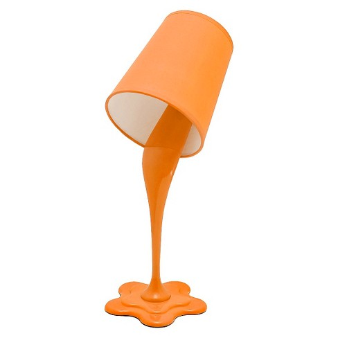 Lumisource Woopsy Table Lamp-Orange - image 1 of 1