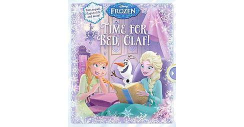 Time for Bed, Olaf! (Hardcover) (Lori C. Froeb) - image 1 of 1