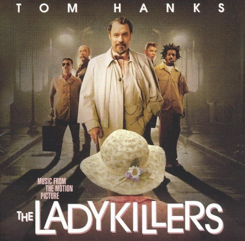 Various - Ladykillers (Ost) (CD) - image 1 of 1