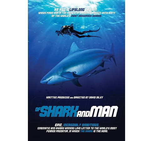 Of Shark And Man (DVD) - image 1 of 1