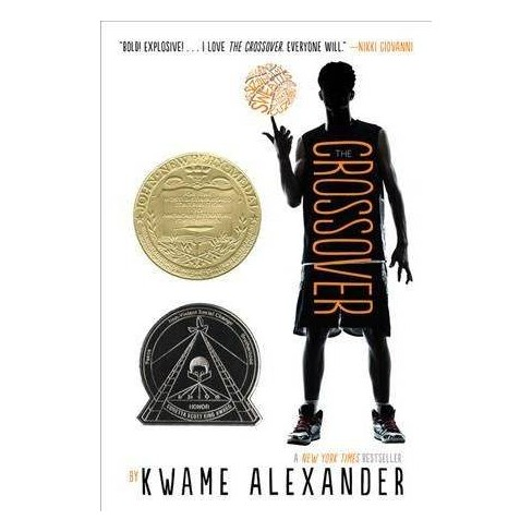 The Crossover - by  Kwame Alexander (Paperback) - image 1 of 1
