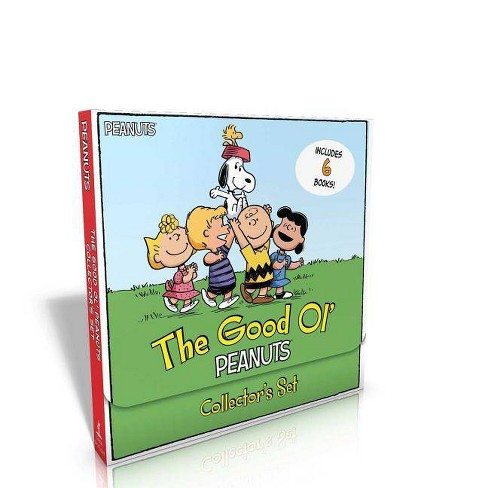 The Good Ol' Peanuts Collector's Set - by  Charles M Schulz (Paperback) - image 1 of 1