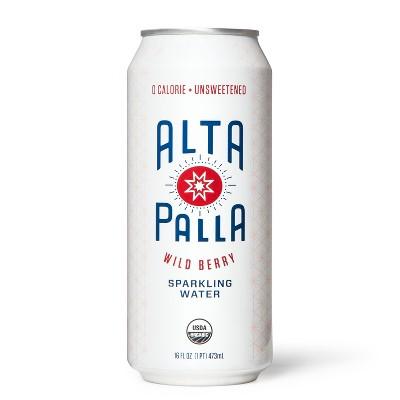 Sparkling Water: Alta Palla