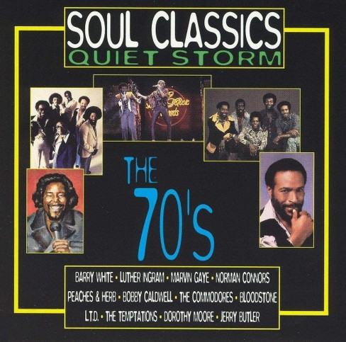 Various - Soul classics:70's (CD) - image 1 of 1