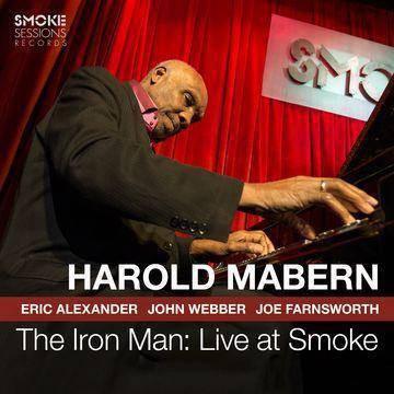 Harold Mabern - Iron Man: Live At Smoke (CD)