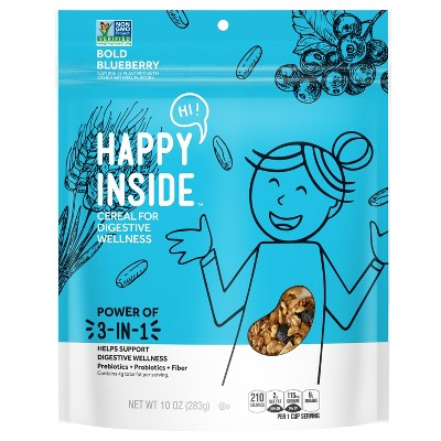 Breakfast Cereal: Happy Inside