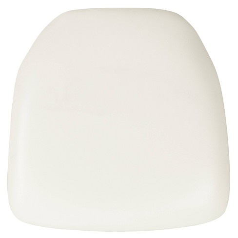 Riverstone Furniture Collection Cushion Vinyl White - image 1 of 1