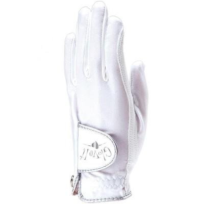Glove It Women's Golf Glove White Clear Dot