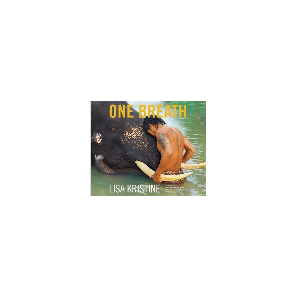 One Breath - (Hardcover), Books