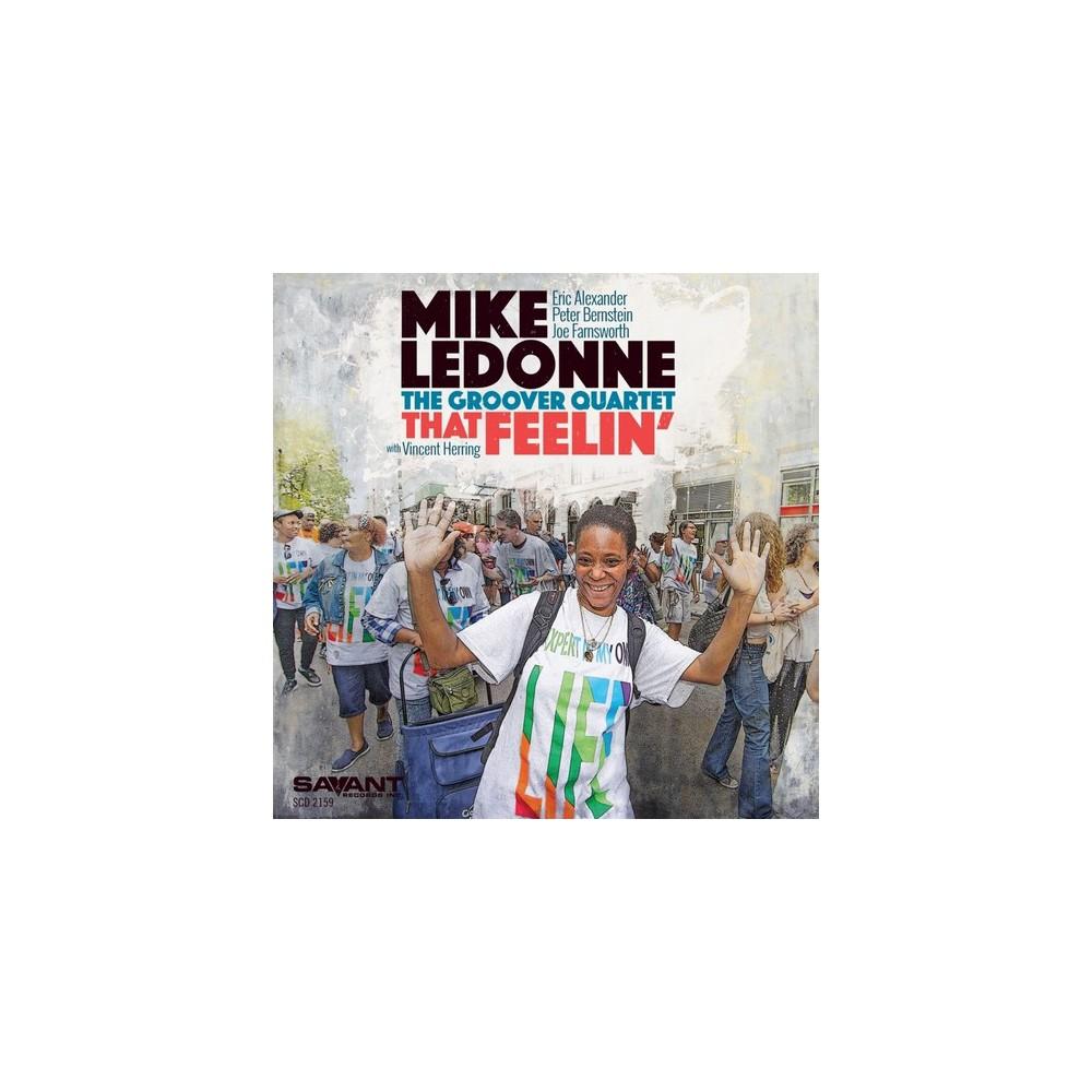 Mike Ledonne - That Feelin (CD)