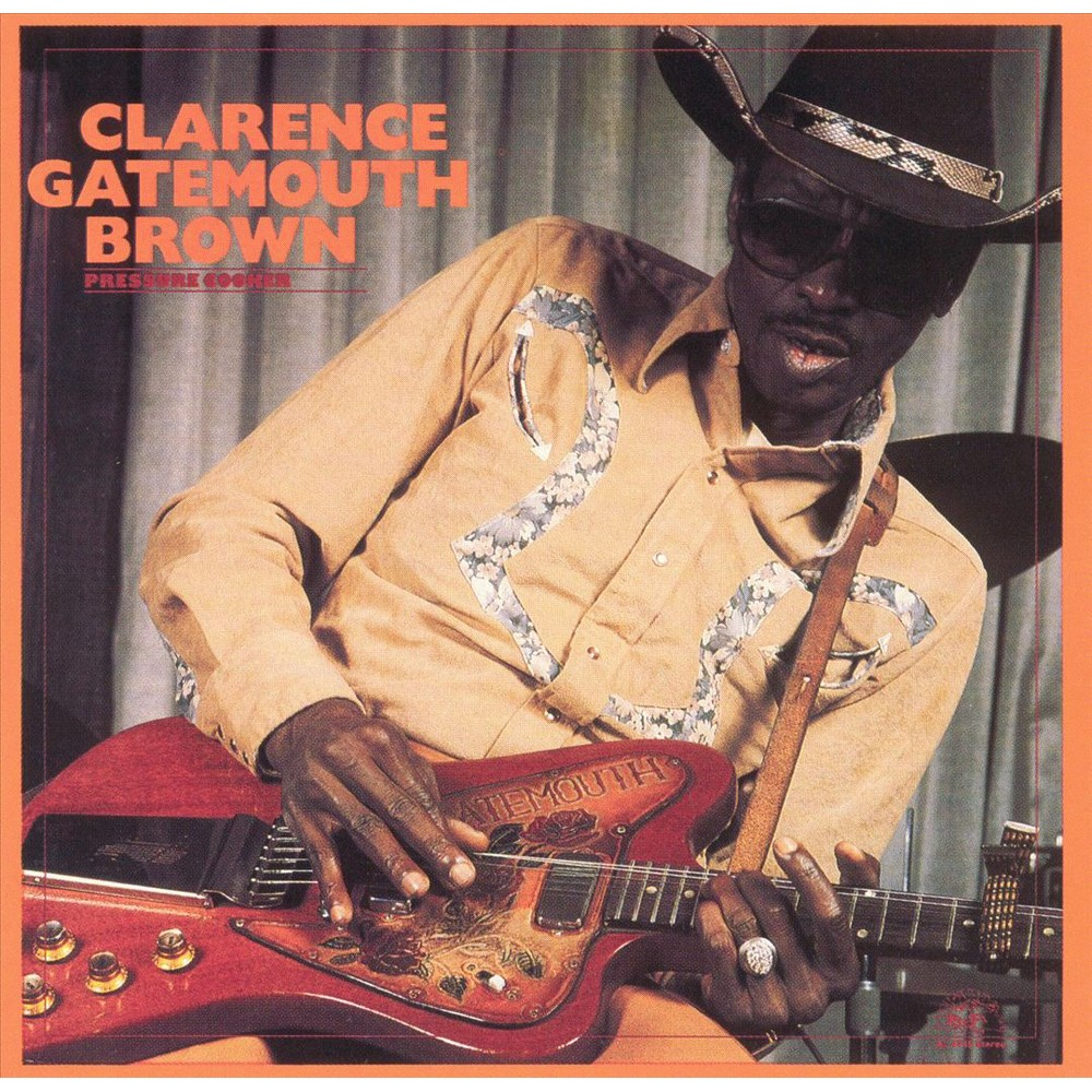 Clarence Gate Brown - Pressure Cooker (CD)