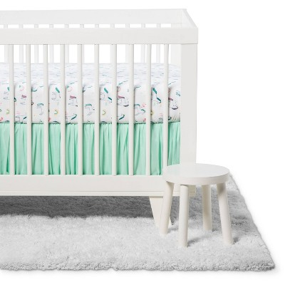 Crib Bedding Set Unicorns 4pc - Cloud Island™