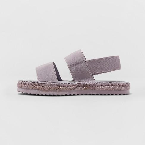 5431e709a9d Women s Noelya Ankle Strap Sandal - A New Day™ Purple 7.5   Target
