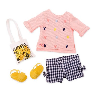"""Our Generation Regular Outfit for 18"""" Dolls - Market Day"""