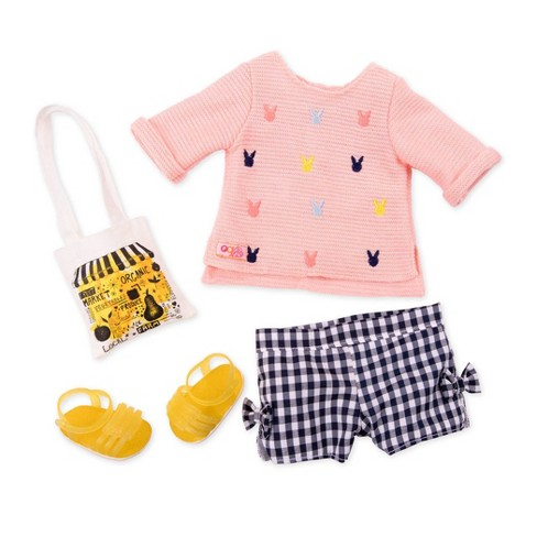 "Our Generation Regular Outfit for 18"" Dolls - Market Day - image 1 of 3"