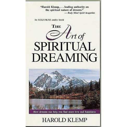 The Art of Spiritual Dreaming - by  Harold Klemp (Cassette) - image 1 of 1