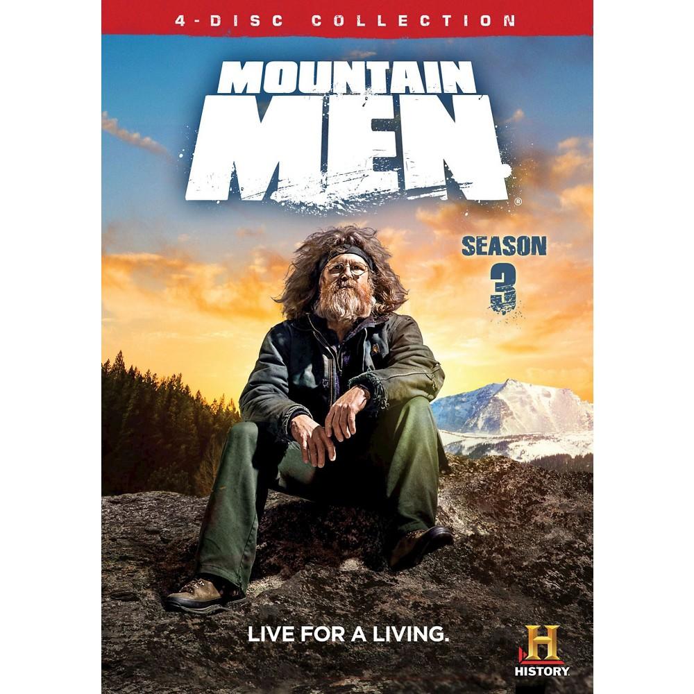 Mountain Men:Season 3 (Dvd)