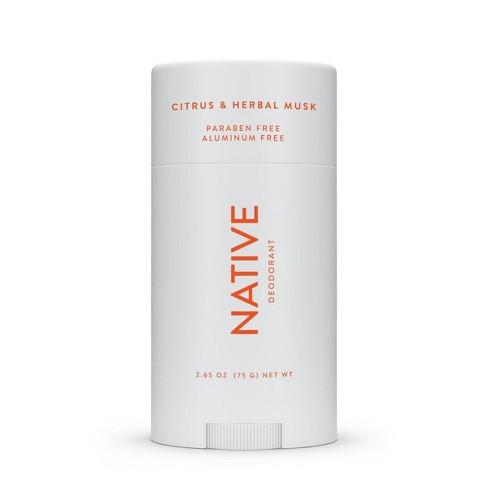 Native Citrus & Herbal Musk Deodorant for Men - 2.65oz - image 1 of 4