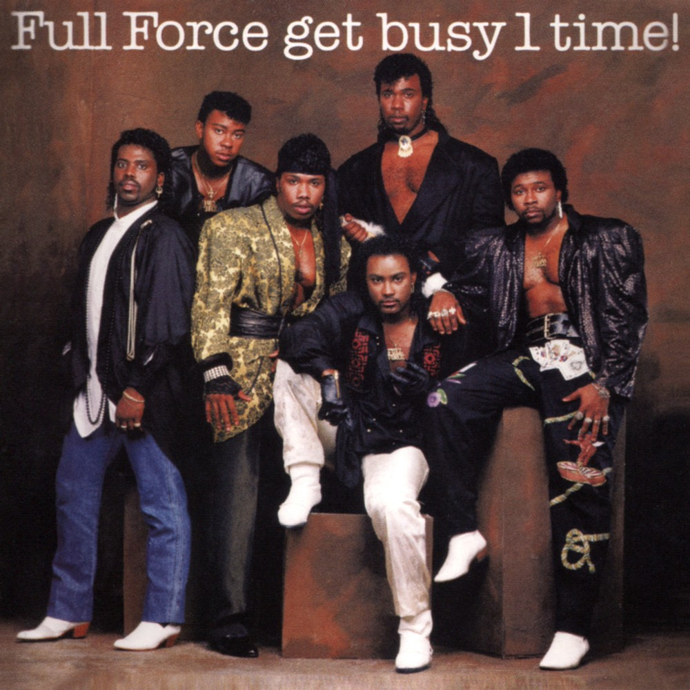 Full Force - Get Busy 1 Time (CD)