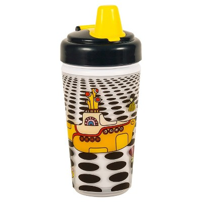 Daphyl's The Beatles Sea of Holes Sippy Cup