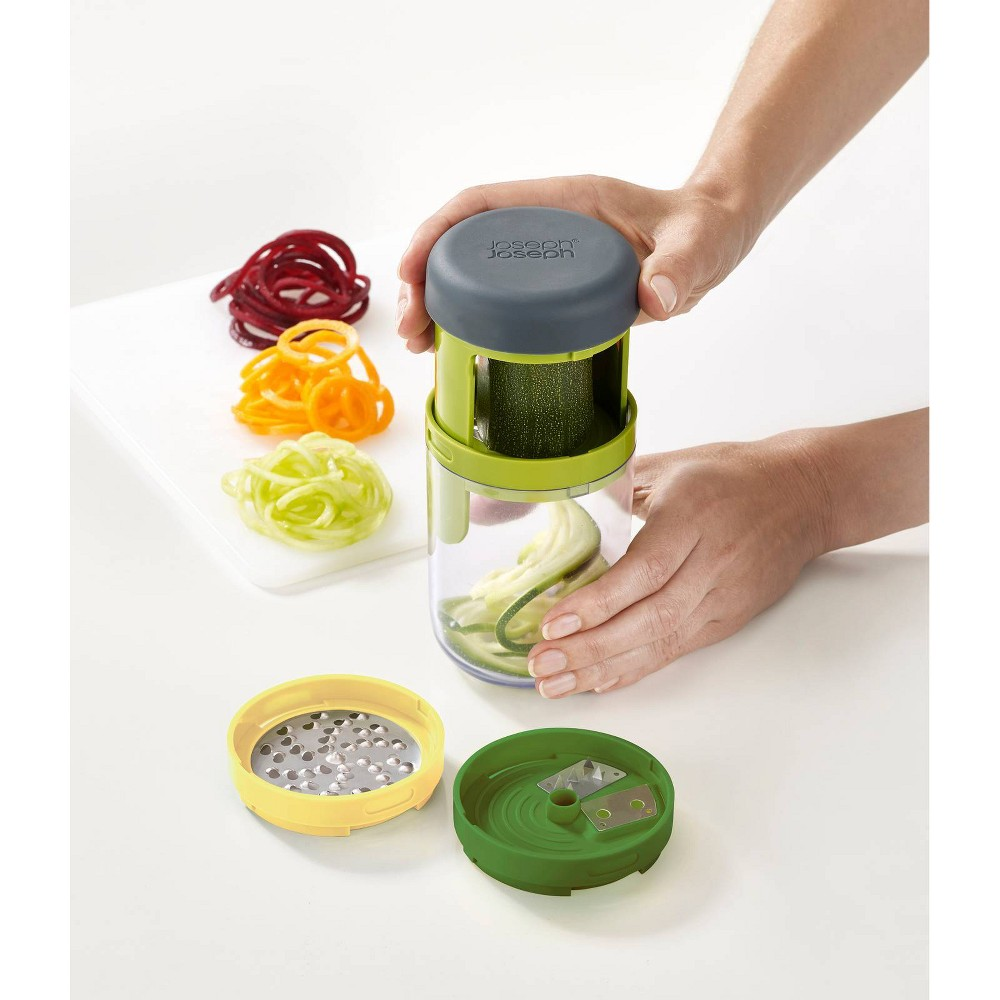 Image of Joseph Joseph 3-in-1 Spiro Hand-Held Spiralizer
