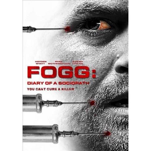 Fogg: Diary of a Sociopath (DVD) - image 1 of 1