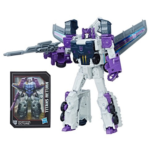 Transformers Generations Titans Return Decepticon Octone and Murk Action Figure - image 1 of 4