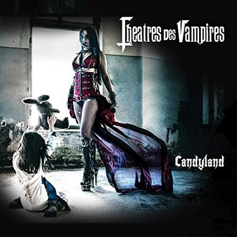Theatres Des Vampire - Candyland (CD) - image 1 of 1