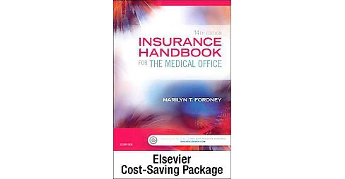 Insurance Handbook for the Medical Office (Workbook) (Paperback) (Marilyn Takahashi Fordney) - image 1 of 1