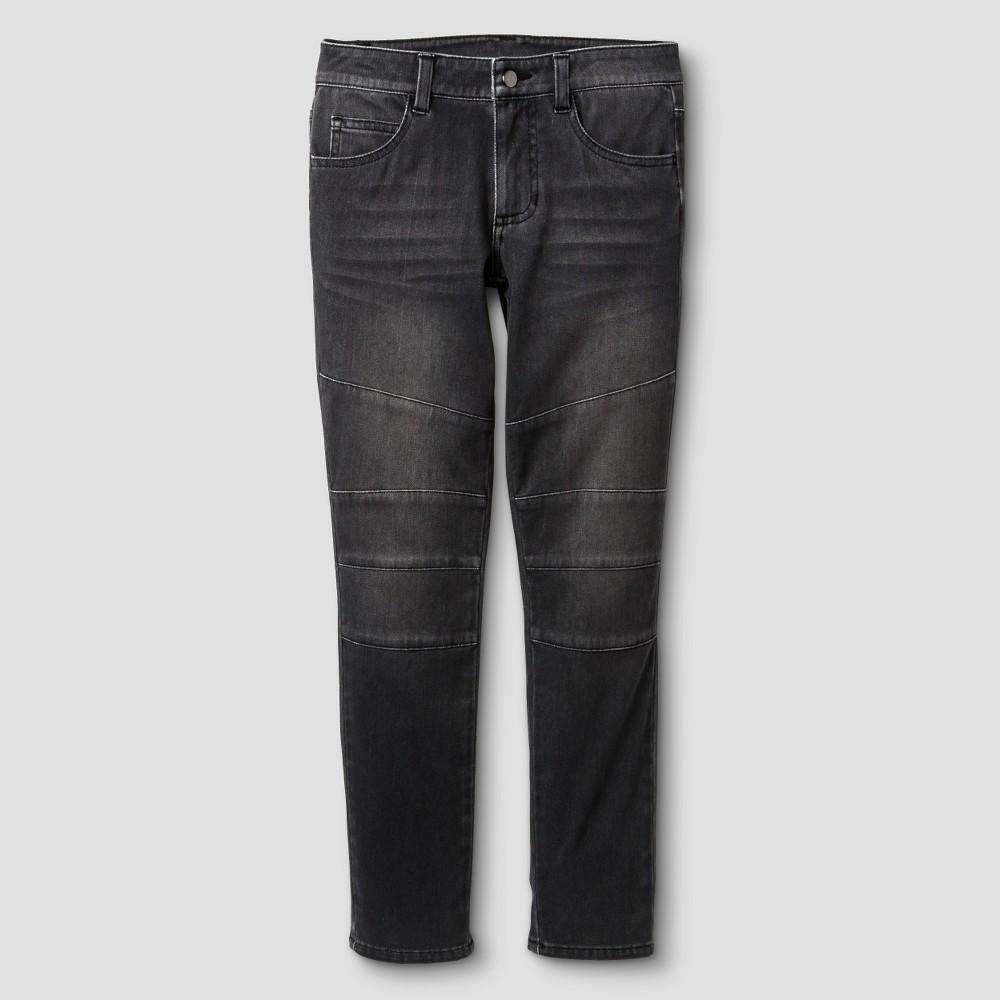 Jackson Boys' Jogger Pants Charcoal (Grey) - M