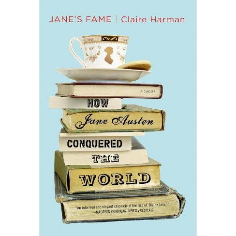 Jane's Fame - by  Claire Harman (Paperback) - image 1 of 1