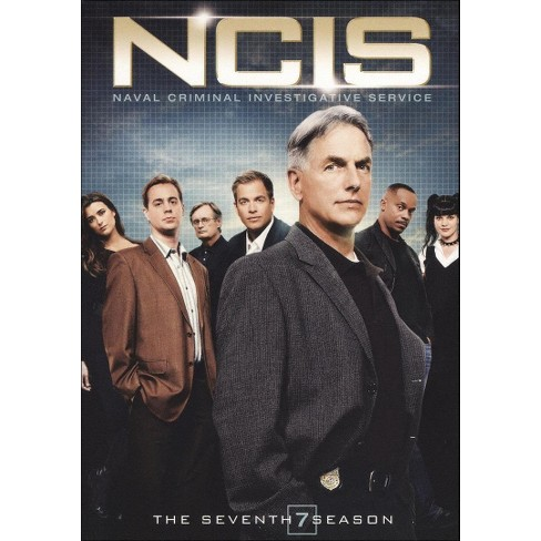 NCIS: The Seventh Season (6 Discs) (dvd_video) - image 1 of 1